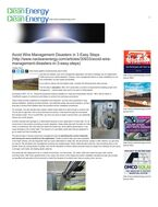 Avoid Wire Management Disasters in 3 Easy Steps