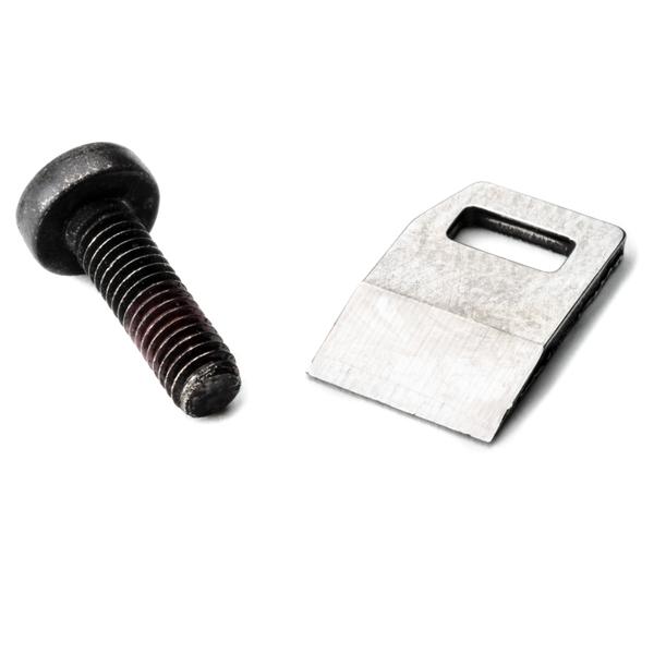 EVO 7 Series & 7i Series Blade replacement kit, (1) Blade, (1) Nosepiece screw, 1 kit/pkg