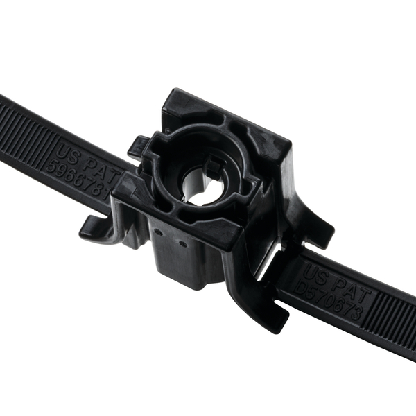 Stand Off Dual Clamp Tie, 20.10