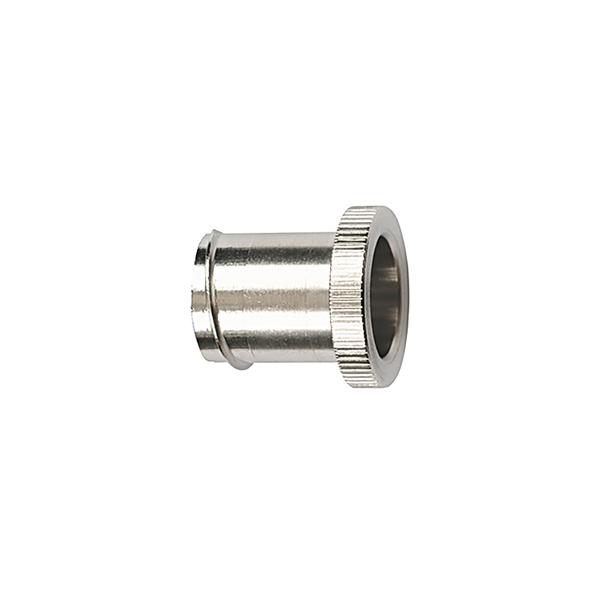 HelaGuard Metallic Conduit End Cap Insert, Flexible 0.75