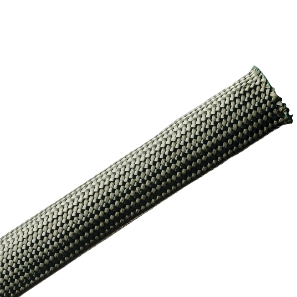 Nomex® High Temperature Woven Sleeving, 0.38