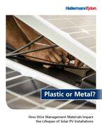 Plastic or Metal?