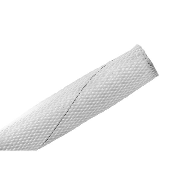 Plenum Rated Expandable Braided Sleeving (Halar), 0.75
